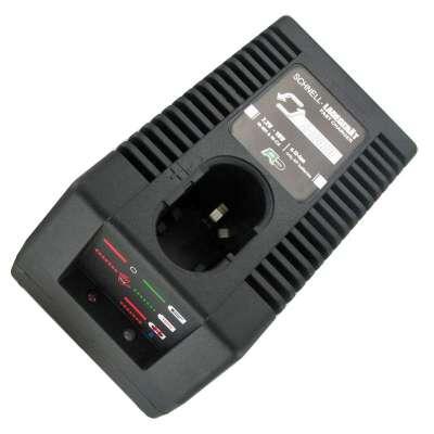 AccuCell Schnell-Ladegerät passend für AEG Werkzeugakku 1,2 bis 18 ...