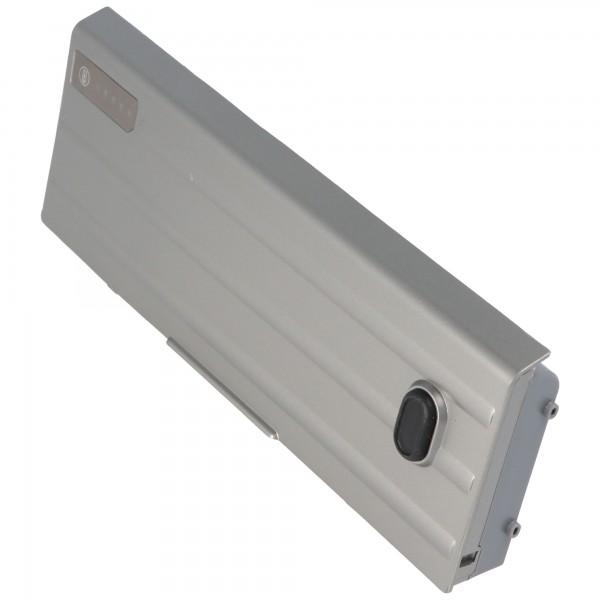 AccuCell Akku passend für Dell Latitude D620, D630, Precision M2300, 4400mAh