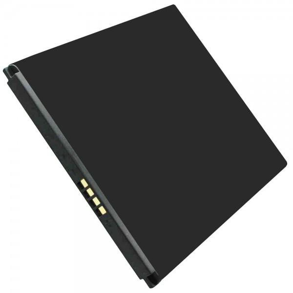 Akku passend für den Smartphone Gigaset GS160 Akku V30145-K1310-X463, 3,8V, 2200mAh, max. 8,36Wh