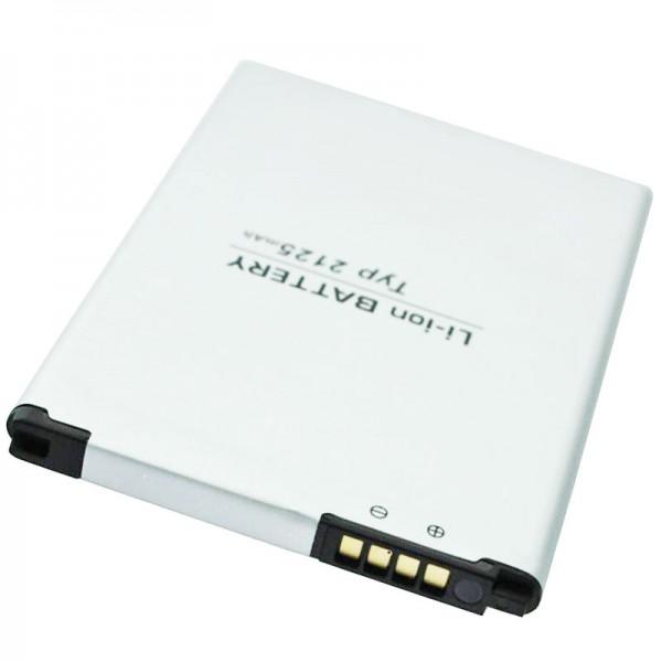 BL-46ZH Ersatz-Akku passend für den LG BL-46ZH Akku EAC63079701 3,8 Volt
