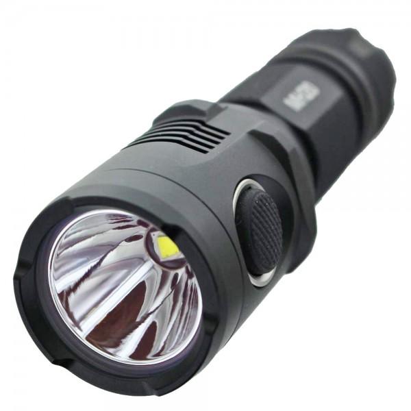 nitecore mh20 led taschenlampe mit bis zu 1000 lumen. Black Bedroom Furniture Sets. Home Design Ideas