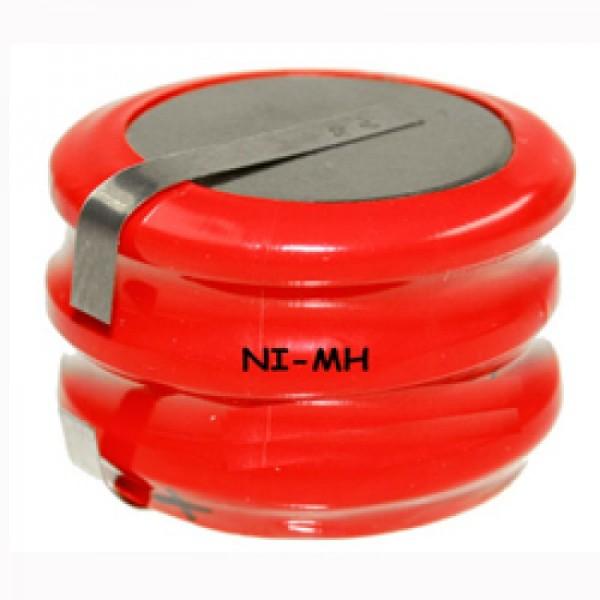 Varta 3/V250H NiMH Akku aufladbare NiMH Knopfzelle