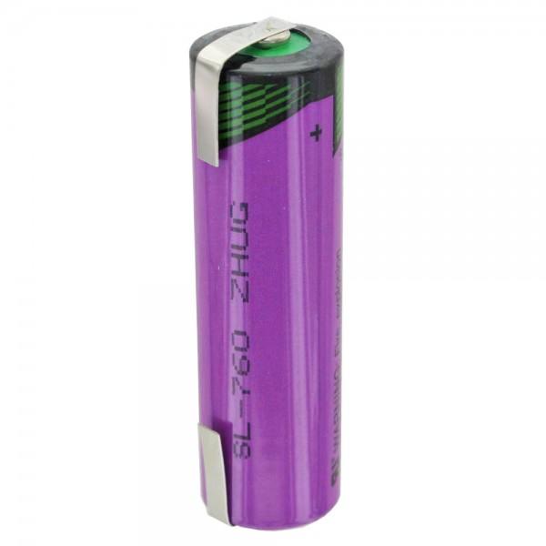 Sonnenschein Inorganic Lithium Battery SL-760/T mit Lötfahnen in U-Form