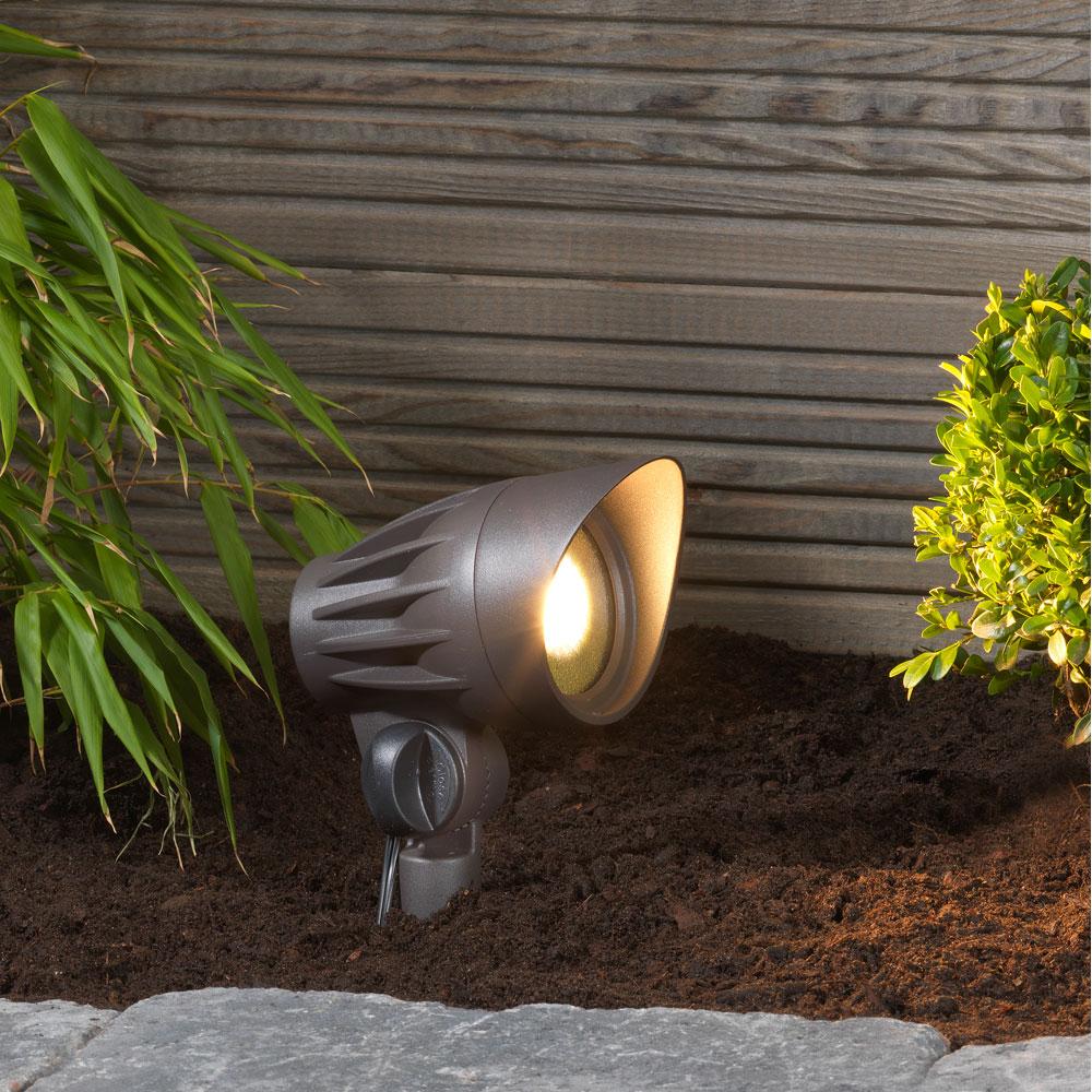 duracell niedervolt led garten spot mit max 400 lumen 4. Black Bedroom Furniture Sets. Home Design Ideas