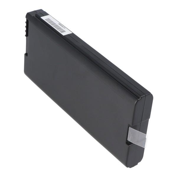 Akku passend für Panasonic CF-VZSU29, CF-VZSU29A, CF-VZSU29ASU, CF-VZSU29AU, CF-VZSU29U Akku, 10,8 Volt, 7800mAh
