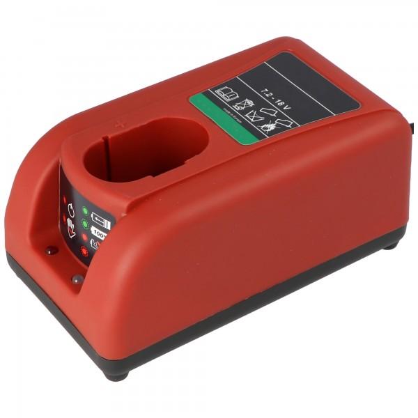 Schnell-Ladegerät passend für Gesipa Akku Li-Ion 14,4 Volt
