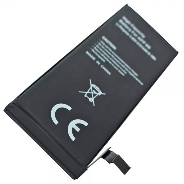 2121mAh, 8,1Wh High Power Akku passend für den Apple iPhone 6 Akku 616-0804, 616-0805, 616-0806, 616-0807, 616-0808, 616-0809 zum Selbsteinbau