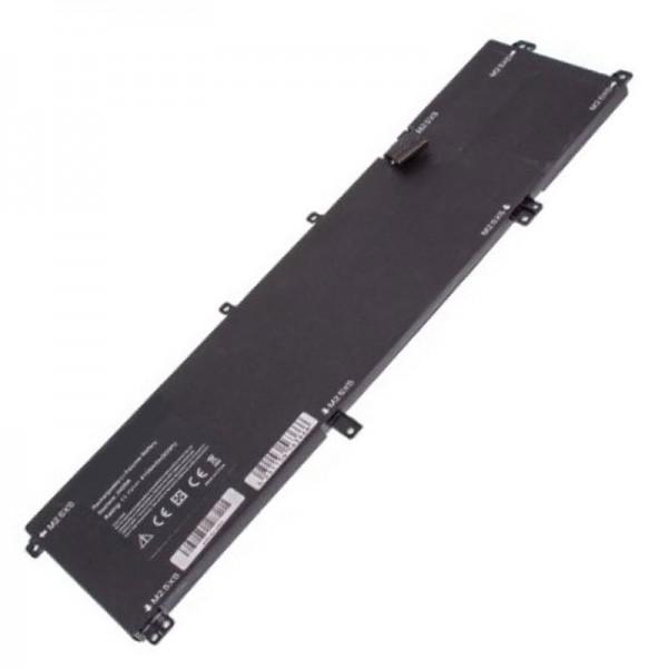 Akku passend für Dell Precision M2800, Precision M3800, XPS 15 9530 Akku 0H76MY, 245RR, 7D1WJ, H76MV, M2.5X5, T0TRM, Y758W, 8100mAh, 355.96 x 110.00 x 8.90mm