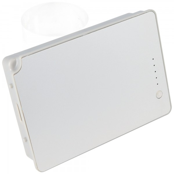 "AccuCell Akku passend für Apple PowerBook G4 15"" M9325G/A, A1148, A1045, A1078, 5200 mAh"