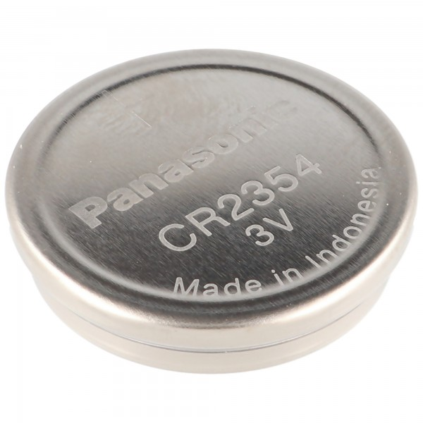 Panasonic CR2354 Lithium Batterie mit Vertiefung am Minuspol beachten