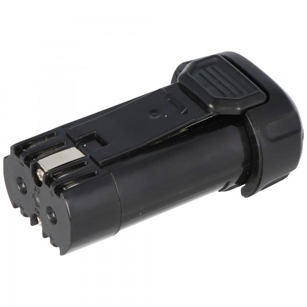 Akku passend für Dewalt DCB080, DCB095, DCF680, DCF680N1, DCF680N2, DCF682, DCL023, DW4390 Akku 7,2 Volt, 8V max. 1000mAh (kein