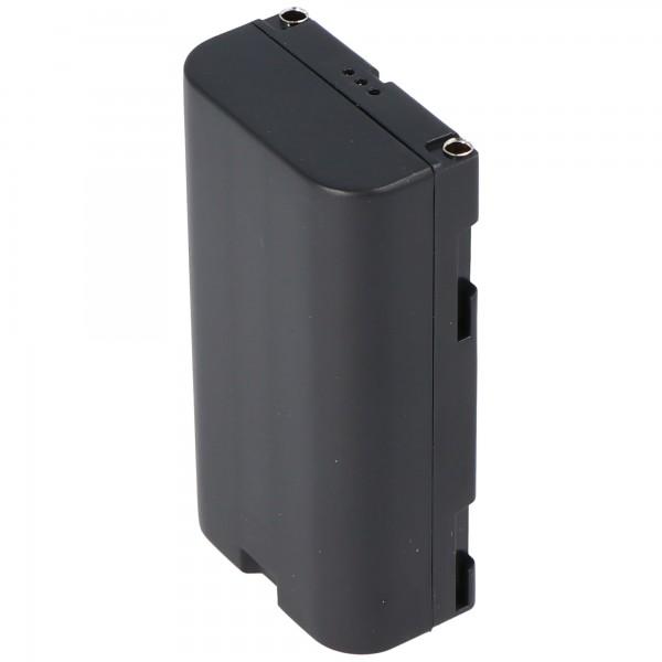 AccuCell Akku passend für Hitachi VM-BPL13, VM-BPL27, VM-BPL30