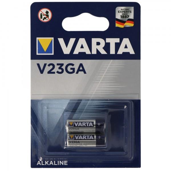 Varta V23GA Alkaline Batterie 2er Pack 4223 12V 738 765