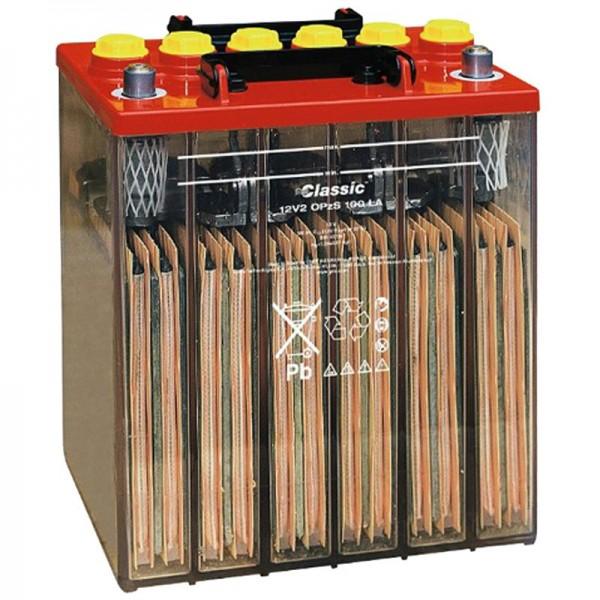 Exide Classic 12V 2 OPzS 100LA NVZS120100WC0FB 12 Volt 100 Ah