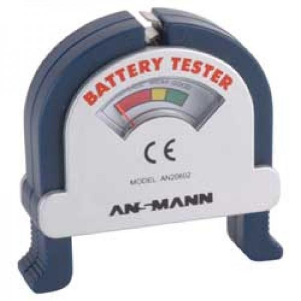 Universal Batterie Tester Ansmann im Taschenformat