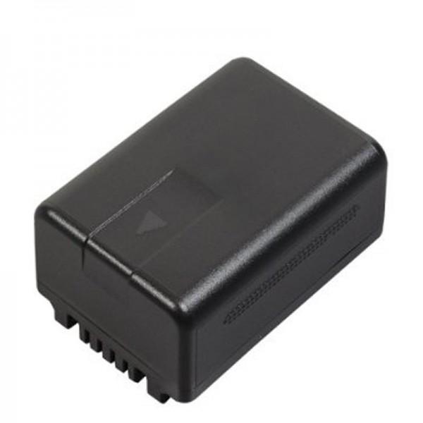 Panasonic VW-VBT190E-K Original Akku VW-VBT190, HC-VXF999, HC-VX878, HC-VX989, HC-V110, HC-V130, HC-V160, HC-V180, HC-V210, HC-V250, HC-V270, HC-V380, HC-V510, HC-V550, HC-V727, HC-V757, HC-V777, HC-W