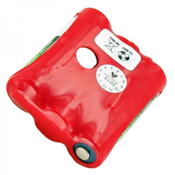 Akku passend für Datalogic PT 2000, PP2000C, 1200mAh 990004-0002