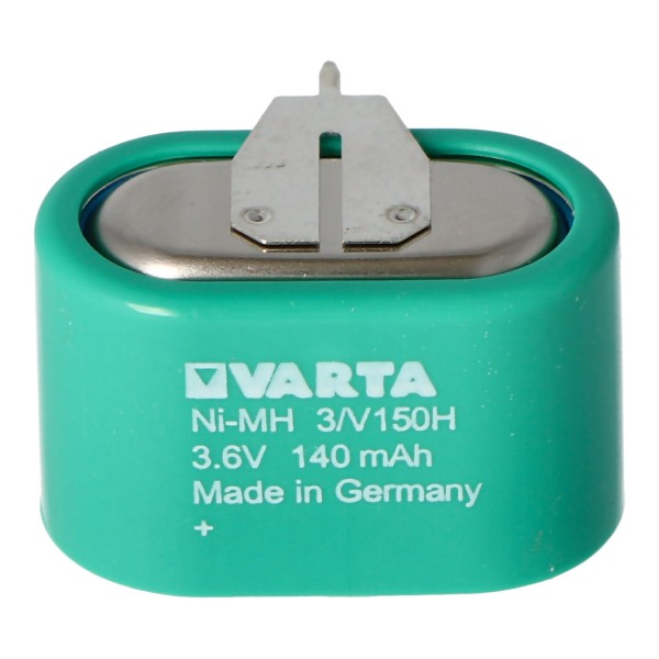 Varta 3/V150H NiMH Akku aufladbare NiMH Knopfzelle 55615303059