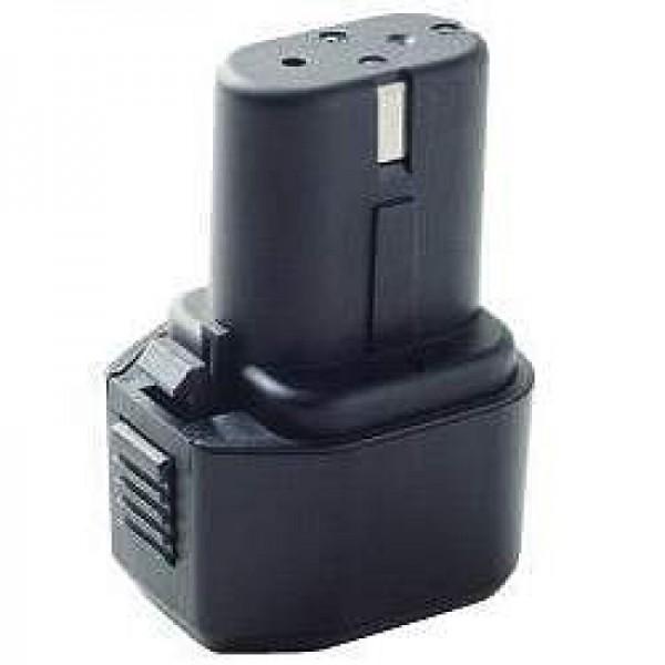 AccuCell Akku passend für Hitachi APHT-SL 7,2V-2,4Ah