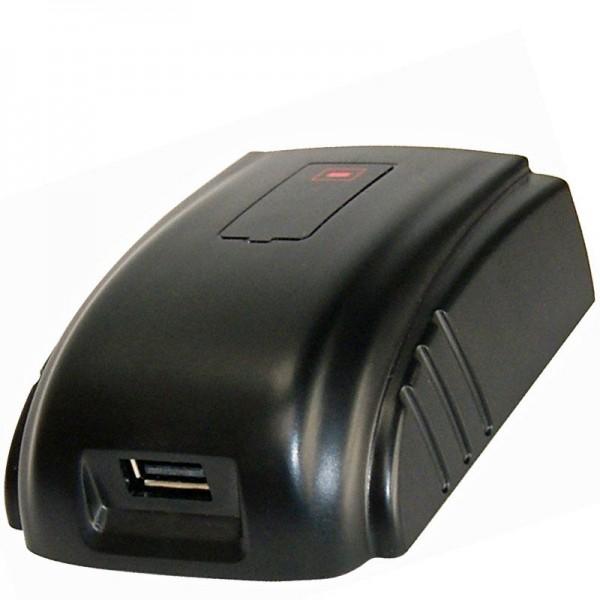 SILA USB-Powertool-Adapter passend für Milwaukee M18 Akku 0880-20