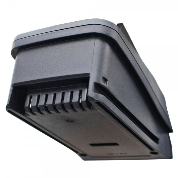 AccuCell Ladeadapter passend für den Akku PSR 14.4 LI, PSR 18 LI-2, Uneo Maxx (nur verwendbar mit dem AccuCell Basis-Ladegerät ACH-1130)
