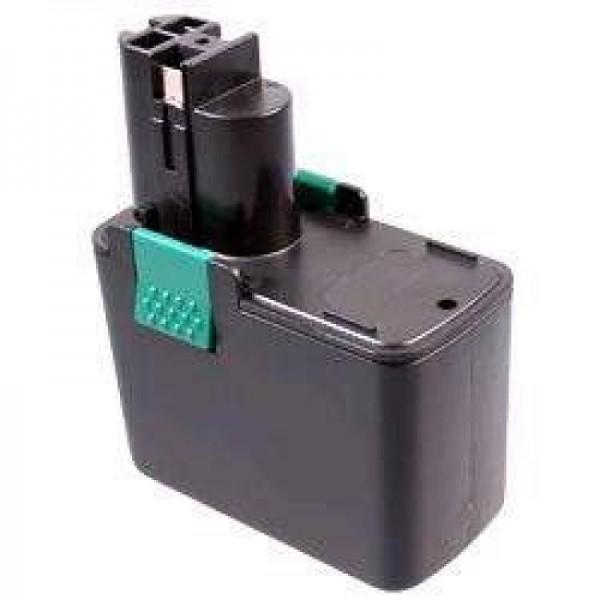 Akku passend für Bosch GSR 14,4 VES2, GSR 14,4 VE2, NiMH 1,7Ah