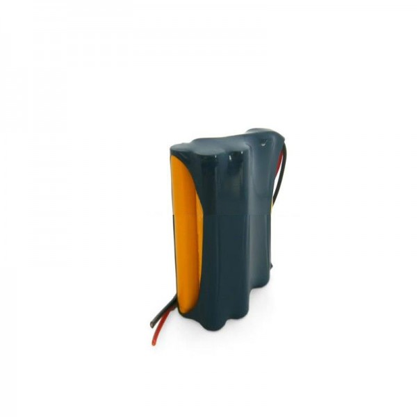 Nachbau Akku als Ersatz-Akku für den Geze 14,4V NiCd AkkuPack mit Kabel