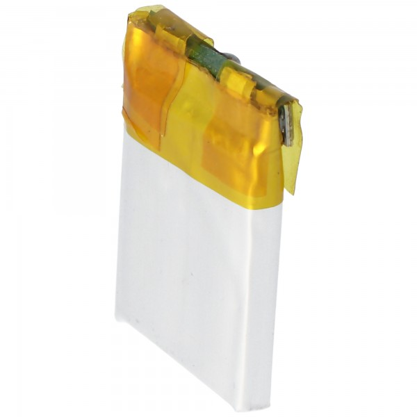 AccuCell Akku passend für Apple iPod Shuffle, 616-0212, 616-0183