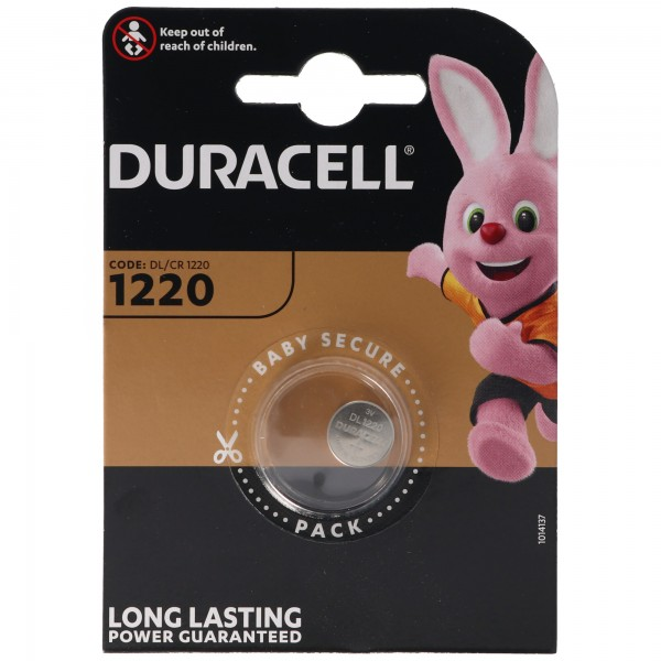 Duracell CR1220 Lithium Batterie