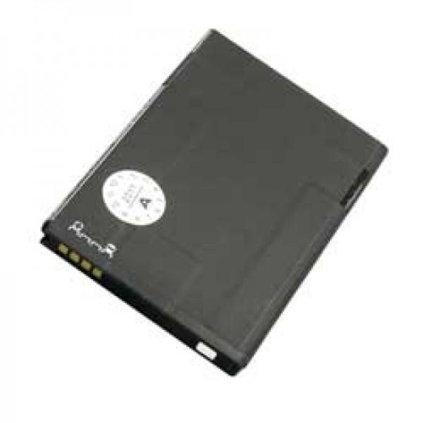 Akku passend für HTC Desire S, HTC Saga, HTC PG88100, 35H00140-00M, 35H00140-01M, 35H00152-00M