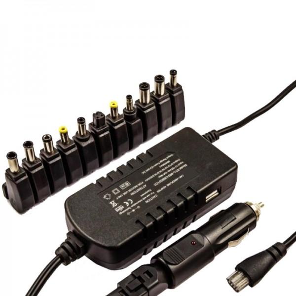 Universal 12V Netzteil mit LED Display, 90 Watt, input 11V-32V, ultra slim
