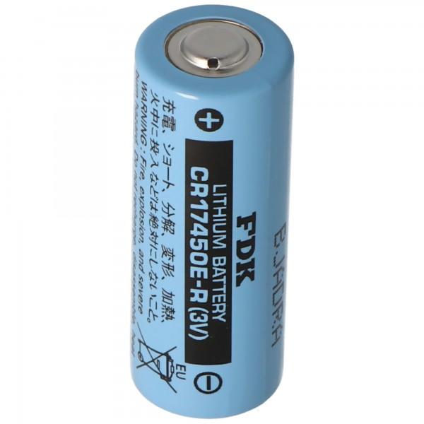 Sanyo Lithium Batterie CR17450E-R Size A Standard ohne Lötfahne