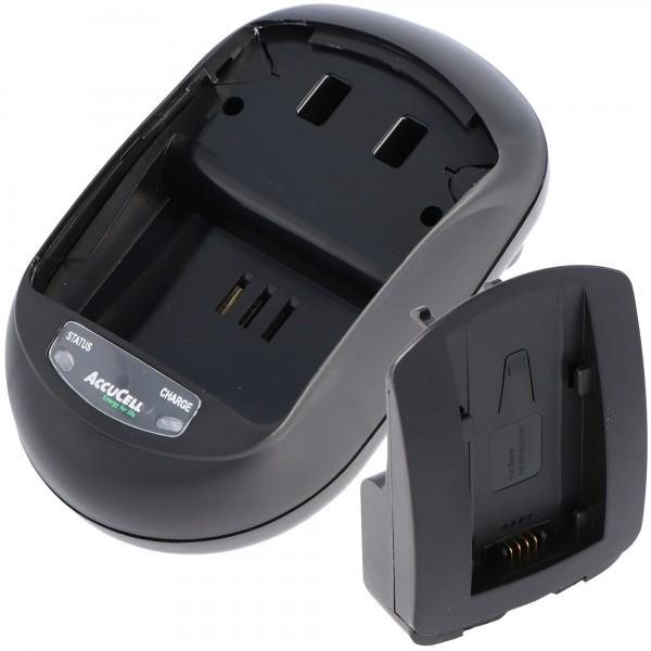 AccuCell Schnell-Ladegerät passend für Sony NP-FV70 Akku