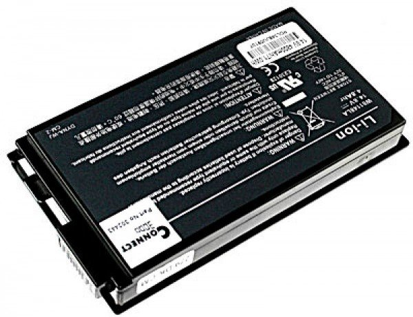 AccuCell battery for MEDION MD95211m 40010871, LI4403A, 4400mAh