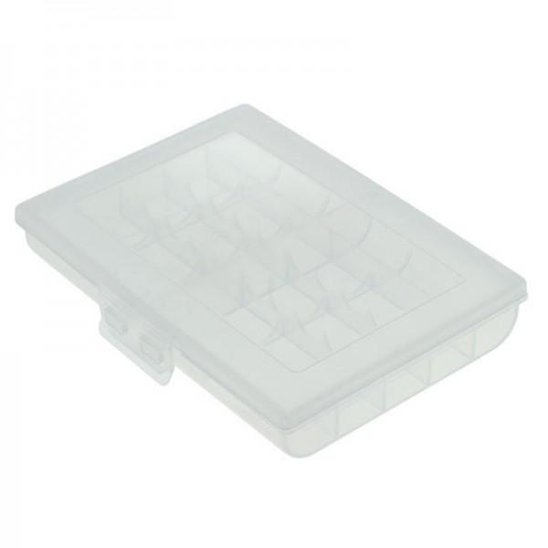 Akkubox AccuSafe10 für 1-10 Mignon AA oder 1-10 Micro AAA Akku