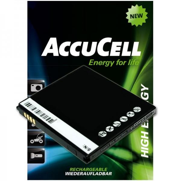 LG P990 kompatibler Akku von AccuCell LGFL-53HN, SBPL0103001, SBPL0103002