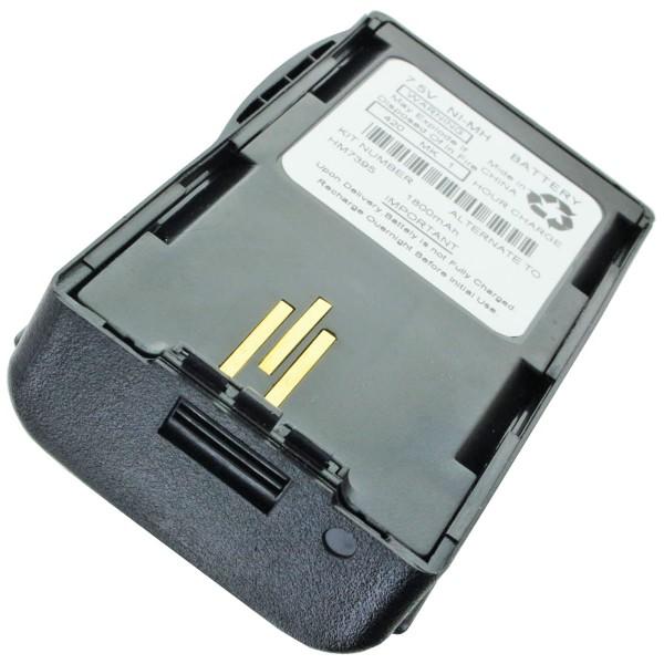 Akku passend für Motorola Visar 1800mAh NTN7394, NTN7395, NTN7396 7,5 Volt 1800mAh