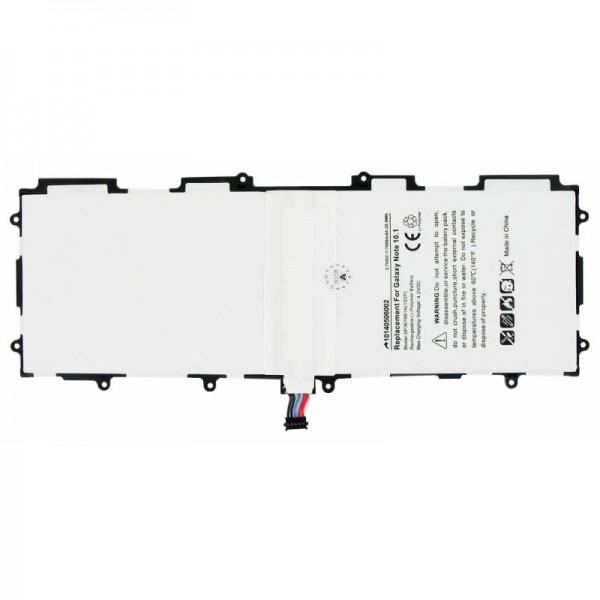 Akku passend für den Samsung Galaxy Tab 10.1 Akku SP3676B1A (1S2P)