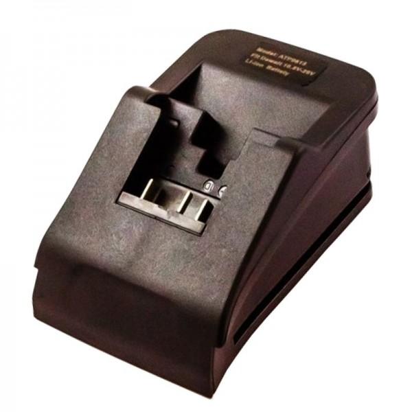 Ladeadapter passend für Dewalt Akku Li-Ion 7,2 Volt bis 20 Volt (nur verwendbar mit dem AccuCell Basis-Ladegerät ACH-1130)