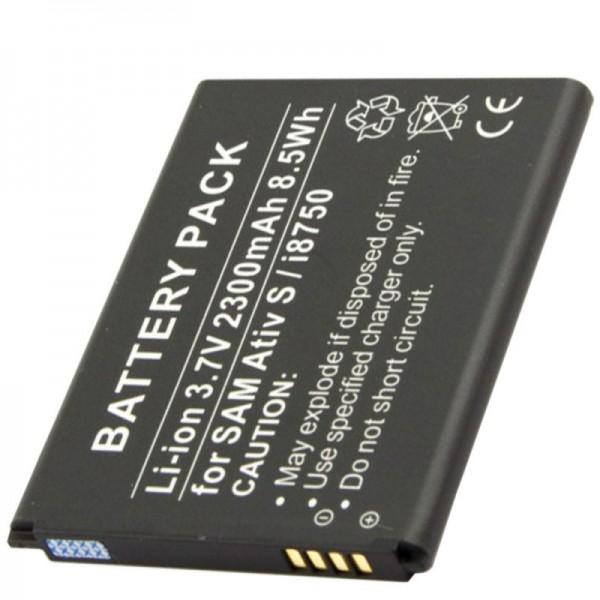 Samsung GT-I8370, Samsung GT-I8750, EB-L1M1NLA, EB-L1M1NLU Akku von AccuCell