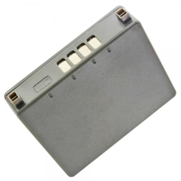 AccuCell Akku passend für Panasonic SDR-S200 Akku CGA-S303