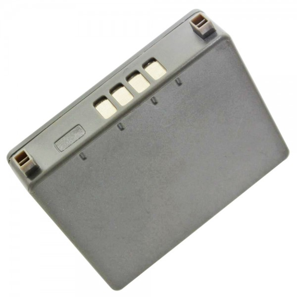 AccuCell Akku passend für Panasonic CGA-S303, VW-VBE10, SDR-S100