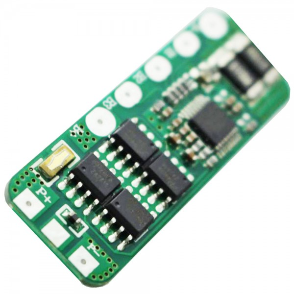 4S PCB/PCM Keeppower WYY-EBD02-AB Schutzelektronik, Keine Balance Funktion, PCB Schutzschaltung für vier Li-ion Akku