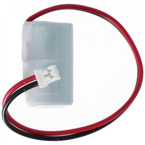 Varta CR1/2AA Batterie mit Kabel und Stecker Herst.Nr: 06127201390