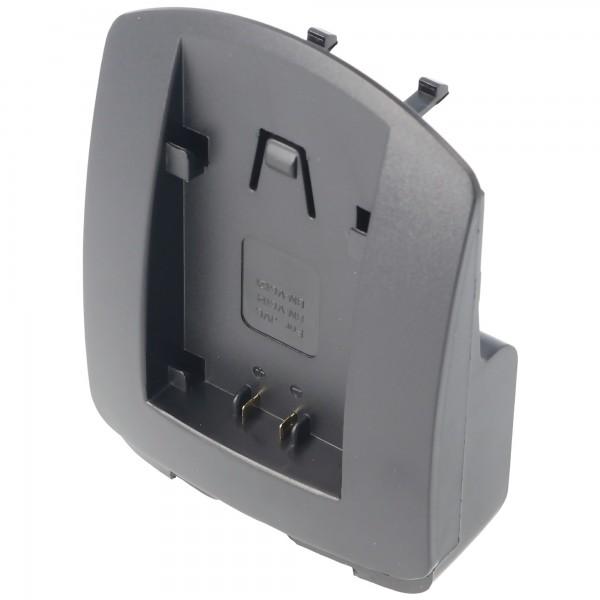 Ladeschale passend für Akku JVC JVC BN-VG107, BN-VG108E, BN-VG114, BN-VG121
