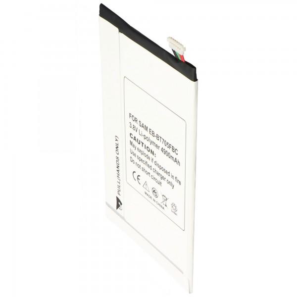 Akku für Samsung Galaxy Tab S 8.4 SM-T700, SM-T705 Akku EB-BT705FBC