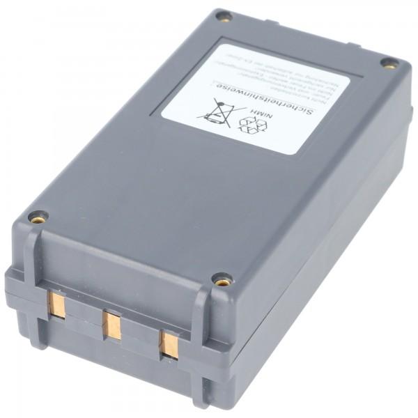 Original Akku passend für Cattron Theimeg BT923-00044 12 Volt 1500mAh