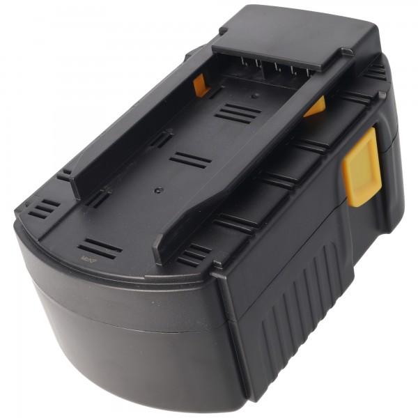 NiMH Akku passend für Hilti B24 Werkzeug-Akku mit 3000mAh, kann aber nicht mit Hilti Ladegerät C7/36 geladen werden
