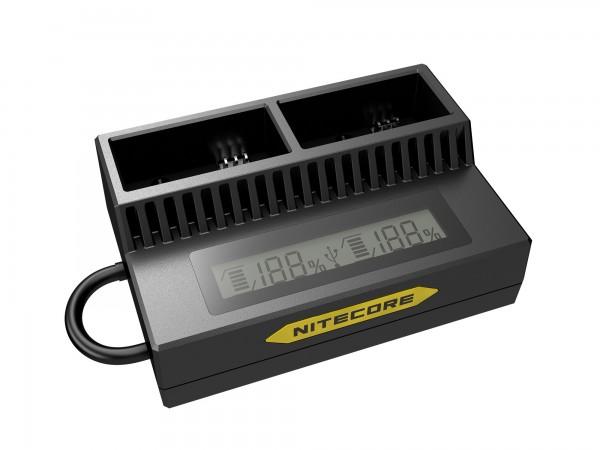 Nitecore USB-Ladegerät UGP3 für GoPro HERO3/3+ Akkus