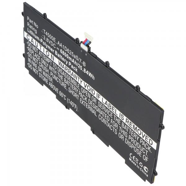 Akku passend für den Samsung Galaxy Tab 3, 10.1 Akku AA1D625aS/7-B, T4500E